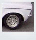 ScaleProduction 13 inch wheel Fuchs