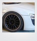 ScaleProduction UMS Wheel OZ 18 inch black GT3