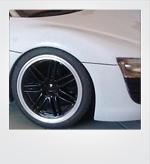 ScaleProduction Wheels RS4 19 inch black