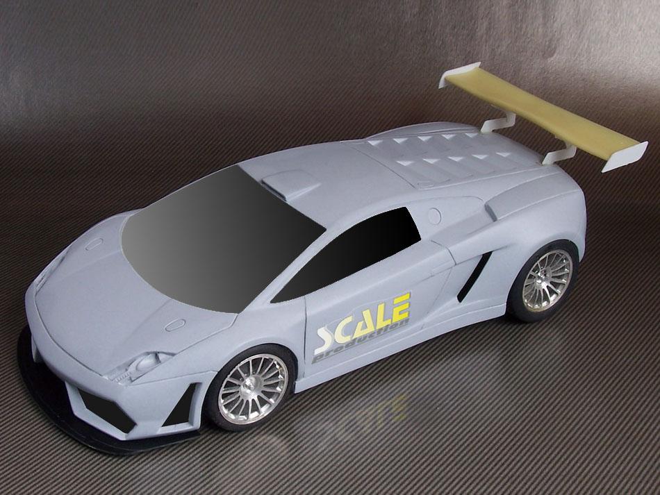 ScaleProduction Gallardo GT3