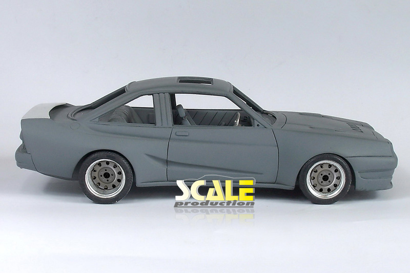 ScaleProduction Manta Manta Mattig Widebody Resin Kit