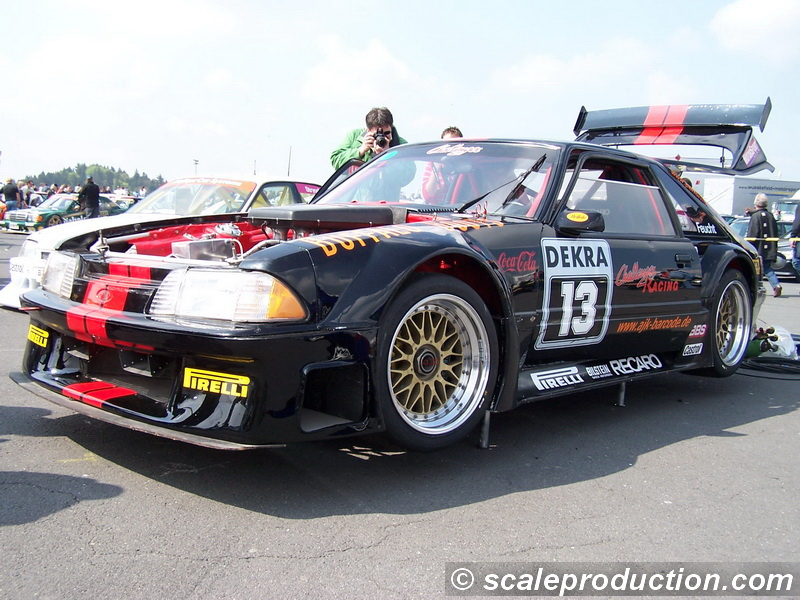 » Ford Mustang DTM ScaleProduction