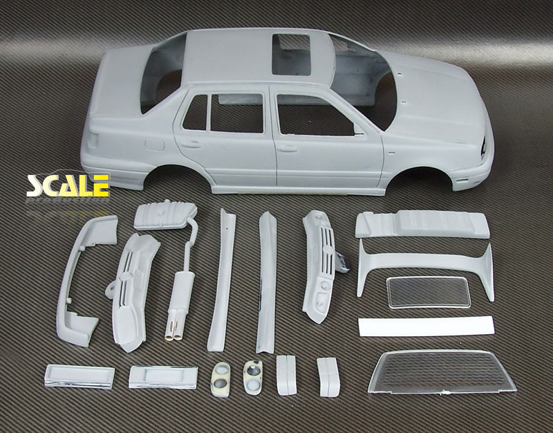 ScaleProduction Vento/Jetta Mk3 transkit for Fujimi