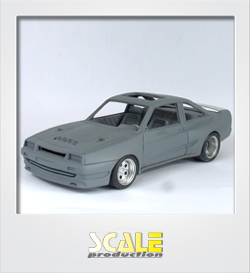 ScaleProduction Manta Manta | Mattig Widebody Resin Kit