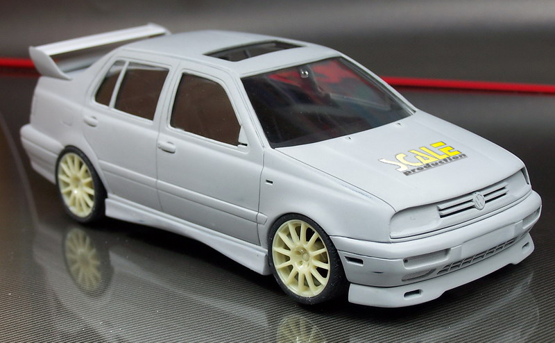 ScaleProduction transkit Vento/Jetta Fujimi