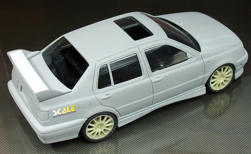 ScaleProduction Vento/Jetta transkit Fujimi Mk3