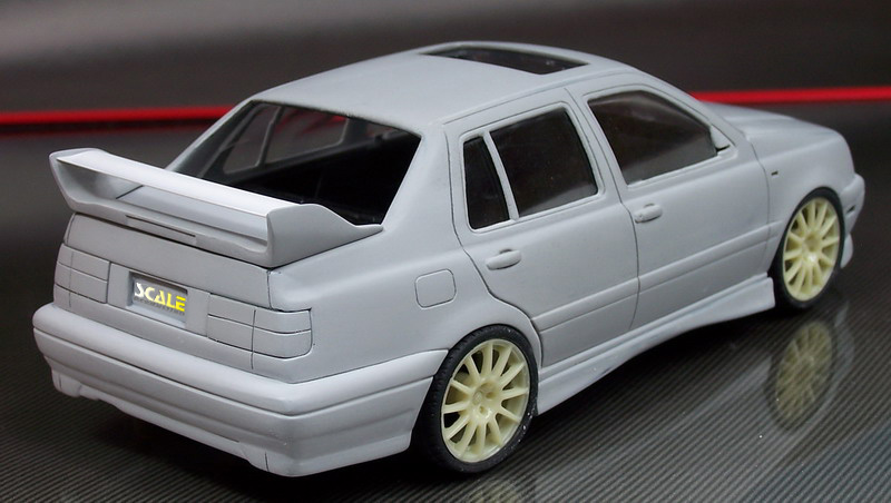 ScaleProduction Vento/Jetta transkit Fujimi