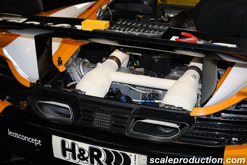 McLaren MP4-12C GT3 ScaleProduction