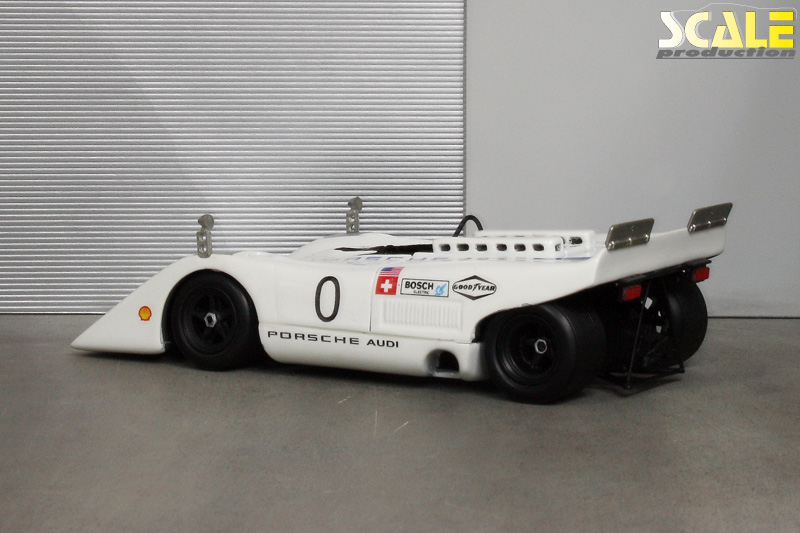 ScaleProduction Porsche 917 Spyder PA AutomobilMiniaturen