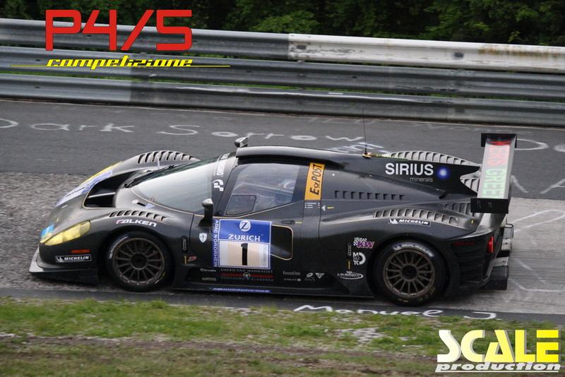 Glickenhaus P4/5 racecar