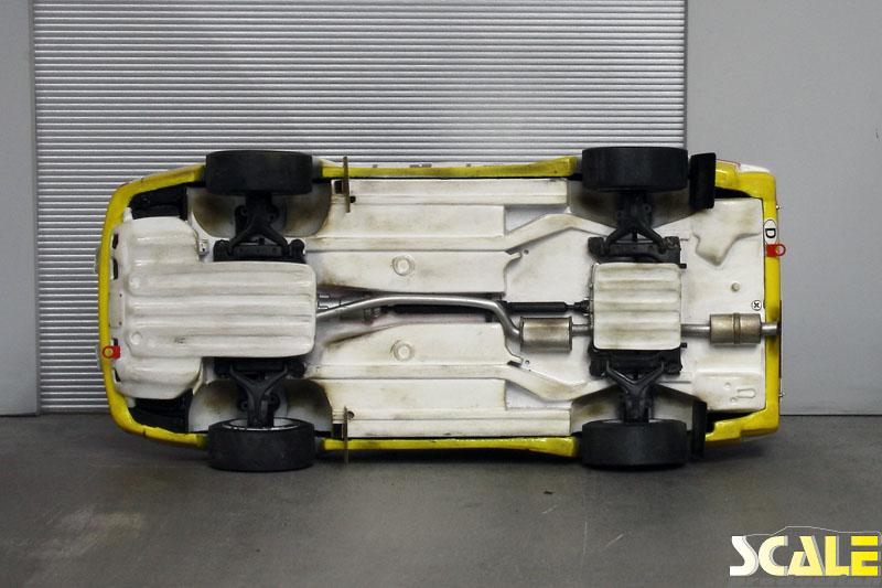 Audi Sport Quattro ScaleProduction Museum