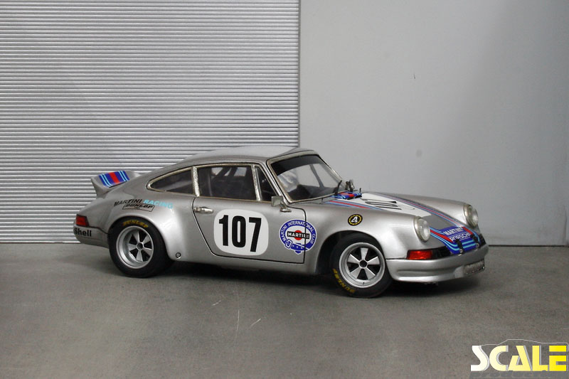 Porsche 911 RSR 1973 Martini #107 | c ScaleProduction 2012