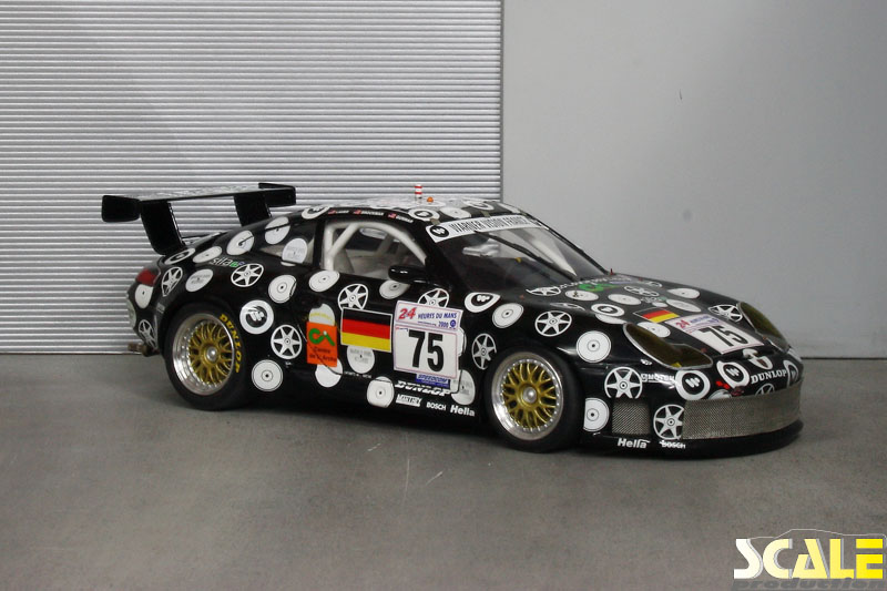 Porsche 996 GT3RS | c ScaleProduction 2012