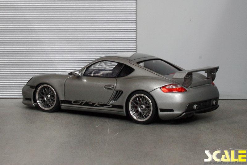 Porsche Cayman GT | c ScaleProduction 2012