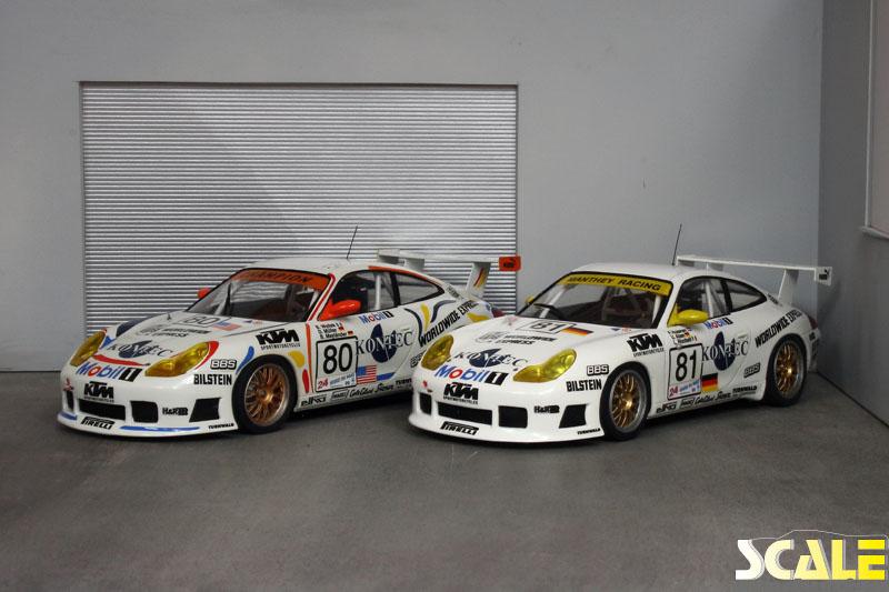 Porsche 996 GT3 #81 | c ScaleProduction 2012