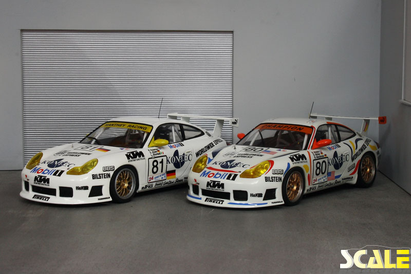 Porsche 996 GT3 #80 | c ScaleProduction 2012