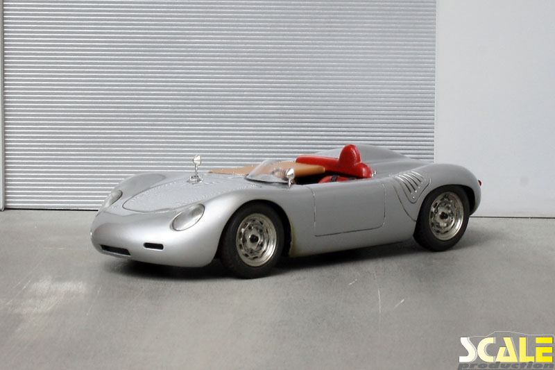 Porsche RS60 Spyder | c ScaleProduction 2012