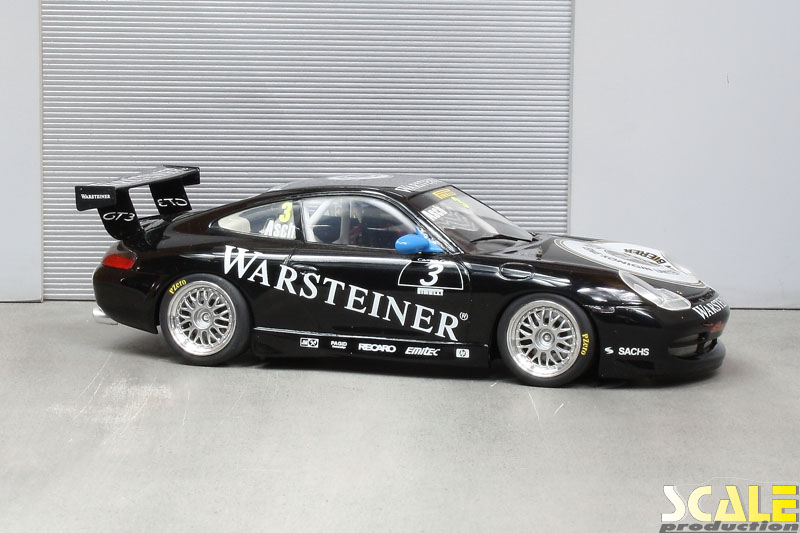 Porsche 996 GT3 Cup | c ScaleProduction 2012