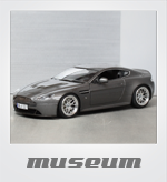 ScaleProduction Museum Aston Martin V12 Vantage BBS