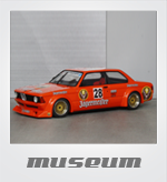 ScaleProduction Museum BMW 320i Gruppe 2