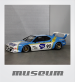ScaleProduction Museum BMW E26 M1 POOH