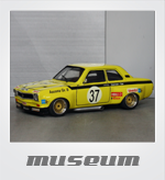 ScaleProduction Museum Opel Ascona Gruppe 2 Steinmetz