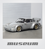 ScaleProduction Porsche 964 Turbo dp Motorsport BBS 18'' gold