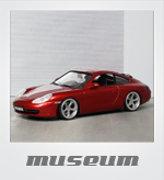 "ScaleProduction Porsche 996 Carrera with 18"" RUF wheels"