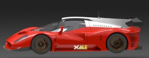 ScaleProduction P4/5 Competizione | c ScaleProduction (2012)