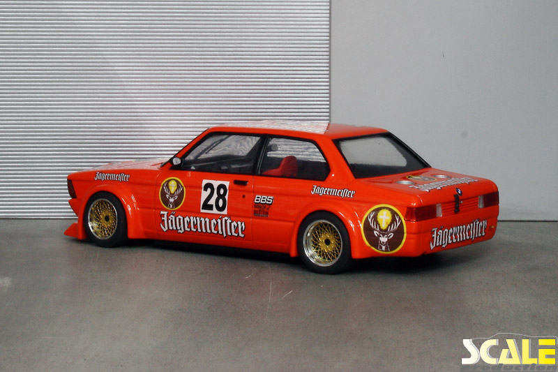 187 Bmw E21 320i Group 2 J 228 Germeister Scaleproduction