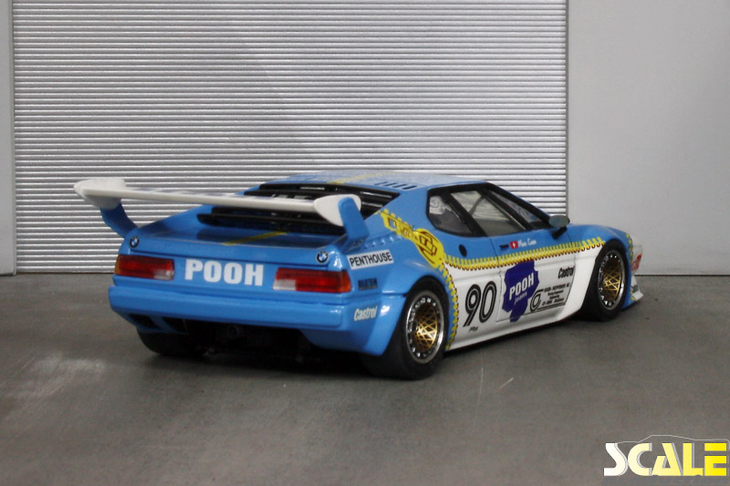 BMW M1 (E26) POOH | c ScaleProduction (2013)
