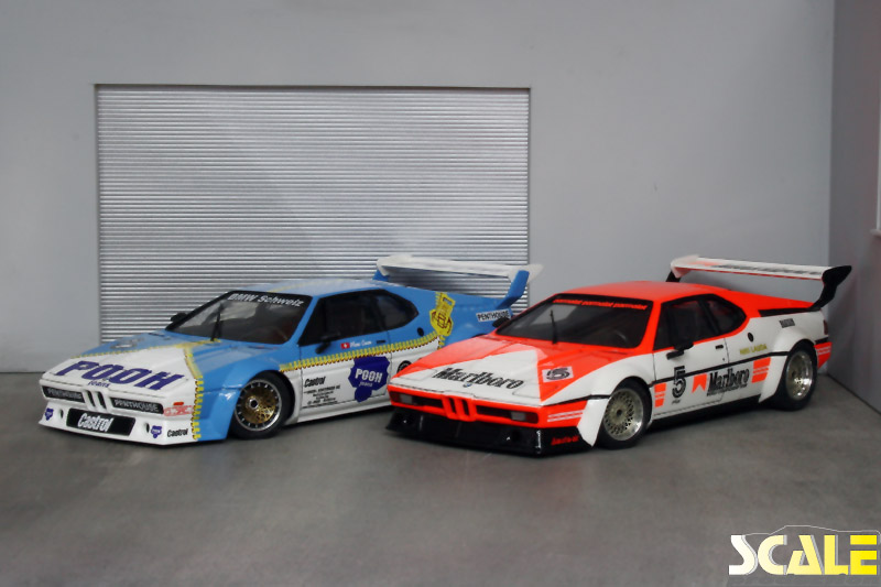BMW M1 (E26) Marlboro | c ScaleProduction (2013)