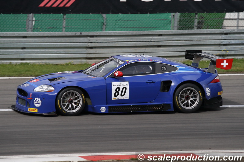 187 Jaguar Xk Gt3 Emil Frey Scaleproduction